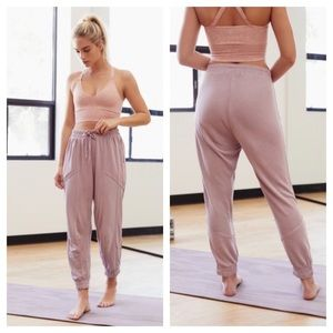 NWT FREE PEOPLE Trekking Out Jogger Pant Size M